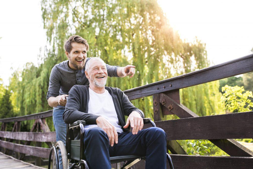 Mobilität nach Schlaganfall