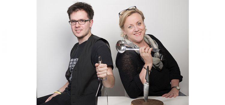 Einhänderkochbuch Genussvoll kochen trotz Handycap nach Schlaganfall