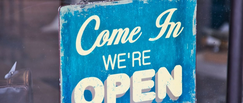 Geöffnet trotz Lockdown